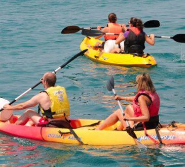 Gilet de sauvetage kayak