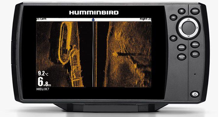 sondeur humminbird helix 7